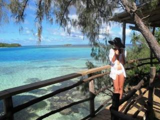 Beach eco-holiday home in Vava'u Islands, Tonga - Vava'u vacation rentals