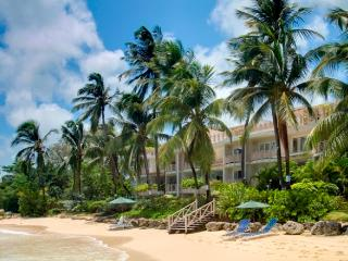 Reeds House Penthouse #13 at Reeds Bay, Barbados - Beachfront, Gated Community, Pool - Saint James vacation rentals