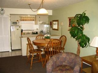 Living Room/Dining Room - Anglers Cove D307 - Marco Island - rentals