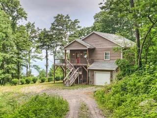 Ridgetop Hideaway - Swannanoa Vacation Rentals - Blue Ridge Mountains vacation rentals