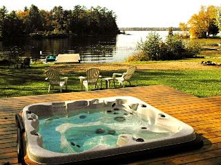 Relaxing Escape to the Lake this Fall - Gravenhurst vacation rentals