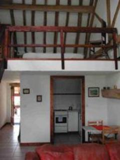 "MEZZANINE FROM LIVING ROOM - EN LA MARRE APARTMENT ""PINOT BLANC"" - BURGUNDY - Burgundy - rentals"