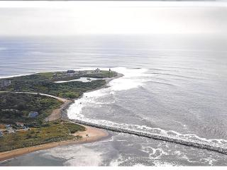 Oceanfront At Pt Judith Private Beach - Gated Area - Narragansett vacation rentals