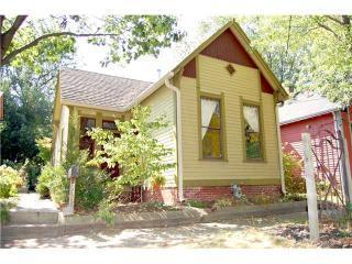 The Urban Cottage- 2 bedr cottage in heart of Indy - Indianapolis vacation rentals