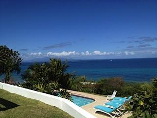 View from Upper Deck - Casa Tucepi - Vieques - rentals