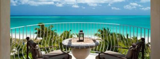 Caicos Bluell 2 bedroom oceanfront condo at the Villa Renaissance - Provo - A Very Good Start - 2 Bedrooms over Grace Bay - Grace Bay - rentals
