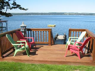 Beautiful Seneca Lake - Lakefront Cottage - Seneca Lake vacation rentals