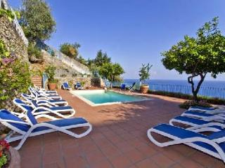 Villa Stella - Magnificent 2 level villa with spacious terraces with pool - Amalfi vacation rentals