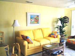 3 bedroom poolside  condo on Kure Beach - Kure Beach vacation rentals