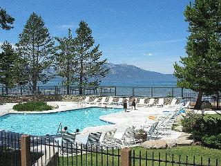 Nicely furnished Tahoe Keys Condo with boat dock - South Lake Tahoe vacation rentals