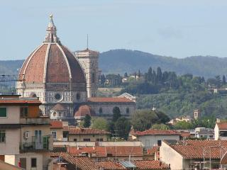 TERRACE with a VIEW - FLORENCE IS ALL AROUND YOU!!! - Florence vacation rentals