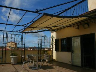 APT. TERRACE with a VIEW - FLORENCE IS ALL AROUND YOU!!! - Florence vacation rentals