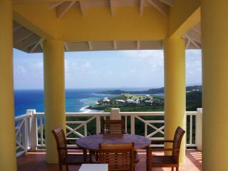 Sunflower Villa - St. Croix hillside villa - Christiansted vacation rentals