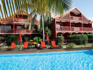 PALM COURT HOTEL...ORIENT BEACH FRENCH ST MARTIN,..LOVELY INTIMATE MORRICAN STYLE HOTEL - Orient Bay vacation rentals