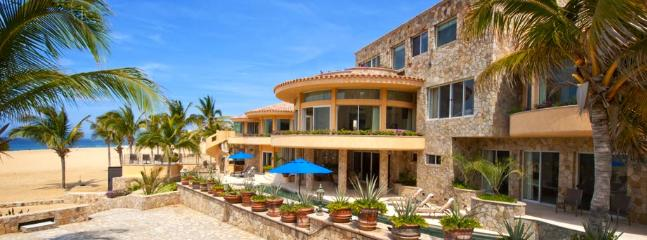 Villa Marcella, 10,000 SqFt Beachfront Mansion - Cabo San Lucas vacation rentals