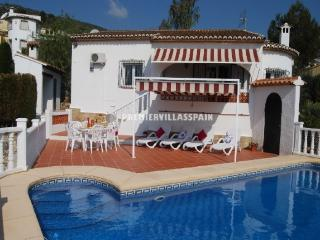 VILLA CELESTE Sleeps 2 to 4 - (Villa Celeste) - Jalon vacation rentals
