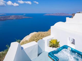2 bedroom stylish villa with fantastic views - Santorini vacation rentals
