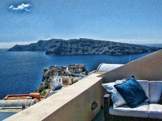 A THREE HOUSE COMPLEX IN OIA FOR 10 PERSONS! - Santorini vacation rentals