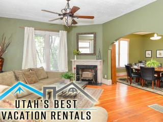 $725/week Summer Deal! Downtown Vintage Home - Salt Lake City vacation rentals
