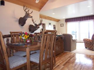 remote on 40 acres, close to fishing and hunting - Parshall vacation rentals