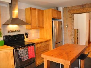 Stylish house with garden & parking (near OLD MTL) - Montreal vacation rentals