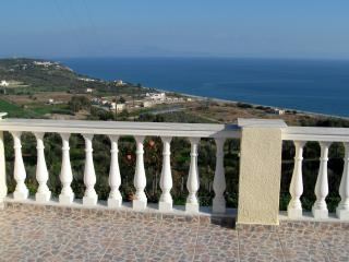 Spacious house with spectacular views of the sea! - Peloponnese vacation rentals