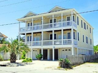5 Bedroom Oceanview Townhome in Kure Beach, NC - Kure Beach vacation rentals