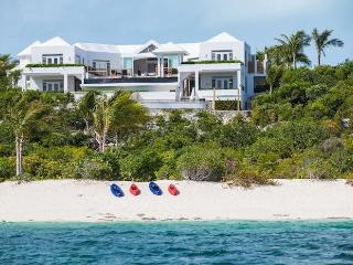 Luxury 7 bedroom Providenciales villa. Gorgeous beachfront property! - Anguilla vacation rentals