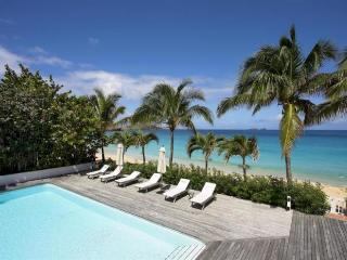 Luxury 8 bedroom Flamands villa. Located on Flamands beach! - Flamands vacation rentals