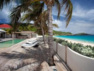 Luxury 6 bedroom Flamands villa. Private beachfront property! - Anguilla vacation rentals