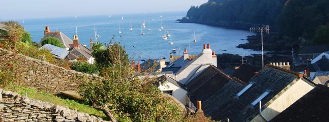 Wonderful sea views - Fabulous Cornish Cottage with sea views - Cawsand - rentals