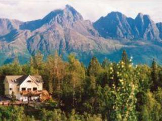 DELUX LAKE FRONT -DYNAMIC Mt. VIEWS- boats, kayaks, bikes, fish, swim, hike! - Alaska vacation rentals