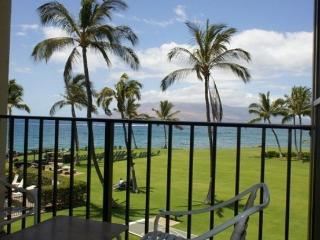 Auntie's Affordable Oceanfront Condo (KS309) - Kihei vacation rentals