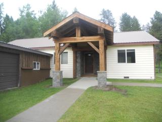 Coram Creek Base Camp 7 miles from Glacier Park - Glacier National Park Area vacation rentals