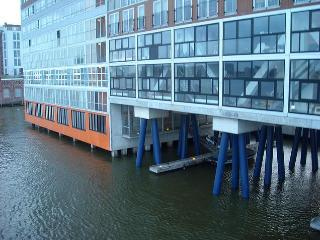 Fabulous Luxury Waterfront apt. Near Jordaan 2,5 BDR - Amsterdam vacation rentals