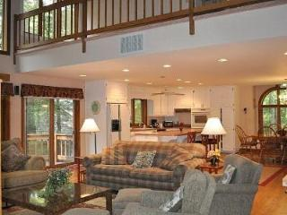 Luxury House w/ WPI Resort Pass on Golf Course - Wintergreen vacation rentals