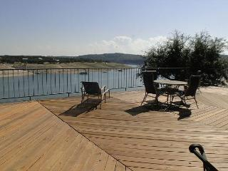 Waterfront Condo w/ Deep Water Dock & Private Boat Launch! - Spicewood vacation rentals