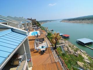Beautiful Waterfront Condo with Deep Water Boat Slip and Easy Boat Launch! - Spicewood vacation rentals
