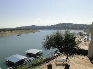 3rd Night Free on Lake Travis! 2bdr 2bath Waterfront Condo w/ Hot Tub! - Spicewood vacation rentals