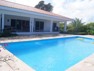5 bedroom villa with lot of space for large groups - Sosua vacation rentals