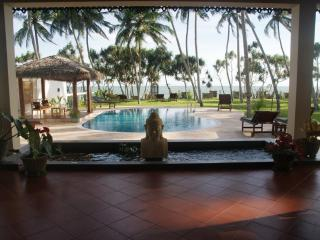 Luxurious 4 bedroom beach front villa, pool,staff - Sri Lanka vacation rentals
