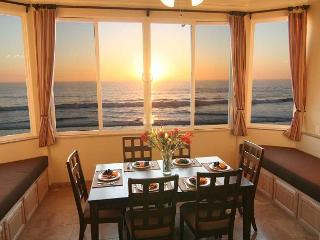 Exquisite Ten Bedroom Oceanfront Home P328-X - Oceanside vacation rentals