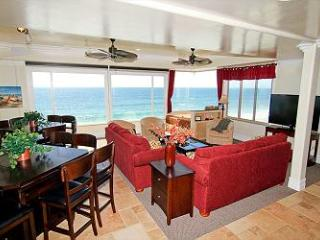Spectacular Oceanfront Home in Carlsbad C5103-1 - Oceanside vacation rentals