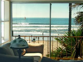 Beachfront Condo on the Strand S207-1 - Oceanside vacation rentals