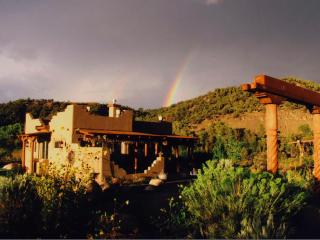 Private, Elegant Casita on River w Panoramic View - Durango vacation rentals