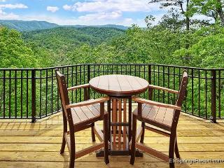 Brand New Secluded Luxury 1 Bedroom Cabin With Amazing Views - Gatlinburg vacation rentals