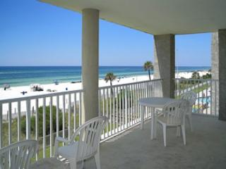 BEACHFRONT FOR 8! 10% OFF ALL SEPT/OCT STAYS! - Panama City Beach vacation rentals