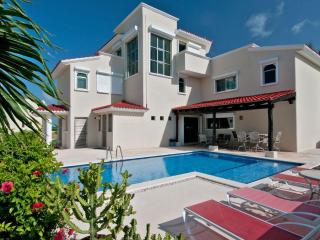SPECIAL!! Villa Dolphin Beachside Villa 4 bedrooms - Playa Paraiso vacation rentals