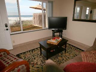 Beautiful Beachfront Vacation Rental Unit P718-2 - Oceanside vacation rentals