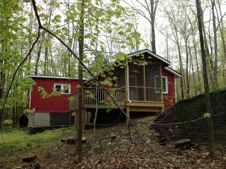 2 BR @ Heart of Woodstock w/Hot Tub & Fireplace - Woodstock vacation rentals